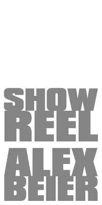 Showreel Alex Beier